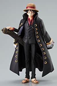 One Piece Super Styling EX Strong Brothers Special Figur: Monkey D. Ruffy / Luffy 13 cm