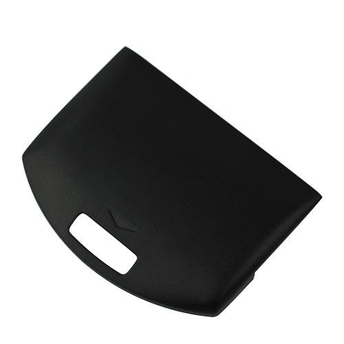 GTMax Gt Max Black Battery Door Cover Case For Sony Psp
