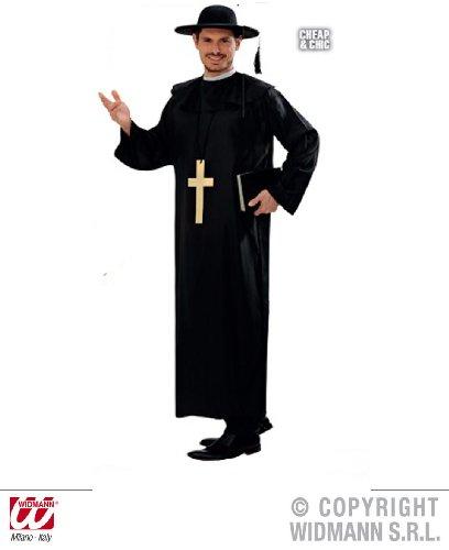 Widmann Erwachsenenkostüm Priester