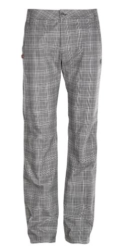 XFORE Golfwear Hose Kamerun beige S - Golf Fashion Karo-hose