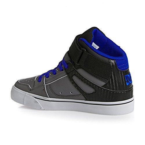 DC Trainers - DC Spartan High Ev B Shoe Xskb -... Grau