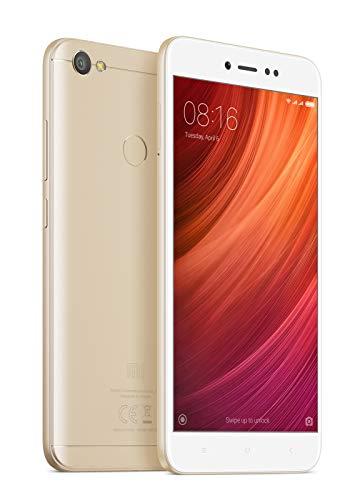 Xiaomi Redmi Note 5A Prime SIM Doble 4G 32GB Oro, Blanco - Smartphone (14 cm (5.5'), 3 GB, 32 GB, 13 MP, Android, Oro, Blanco)