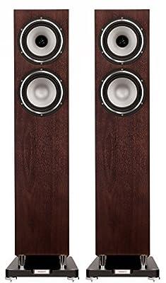 Tannoy Revolution XT6F Speakers (Pair) (Dark walnut) by Tannoy in offerta su Polaris Audio Hi Fi