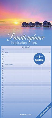 Herlitz 50004751 Familienplaner Inspiration 2017