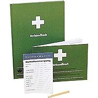 Holthaus Medical Meldeblock Notizblock Erste-Hilfe DIN 13169/13157, 25 Blatt, inkl. Stift preisvergleich bei billige-tabletten.eu