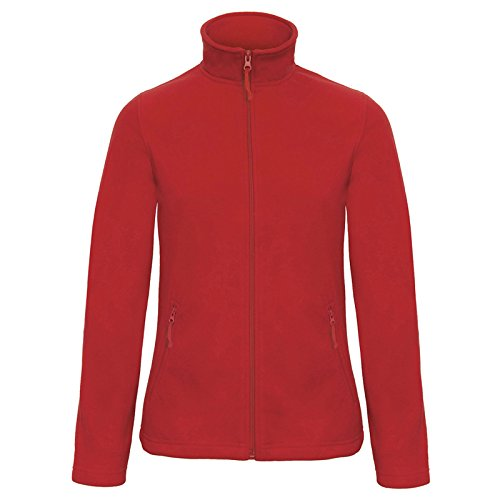 B&C Collection -  Giacca  - Donna Red X-Large