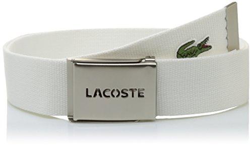 Lacoste Rc0012, Ceinture Homme Bright White