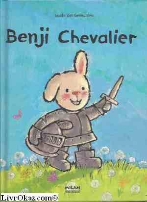 Benji Chevalier par Guido Van Genechten, Etienne Schelstraete
