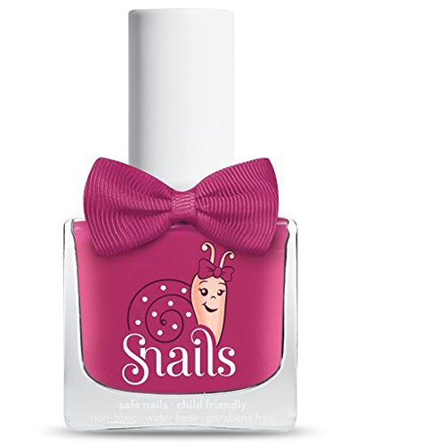SNAILS Cherry Queen Vernis à l'Eau Rouge Cerise 10,5 ml