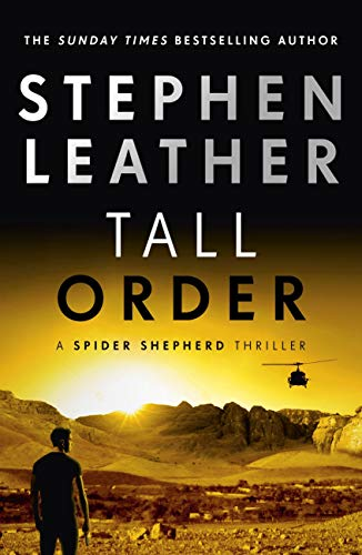 Tall Order (The Spider Shepherd Thrillers Book 15) (English Edition) Spider Net