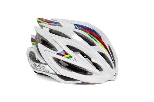 Spiuk Dharma - Casco da ciclismo multicolore, taglia 53 - 61