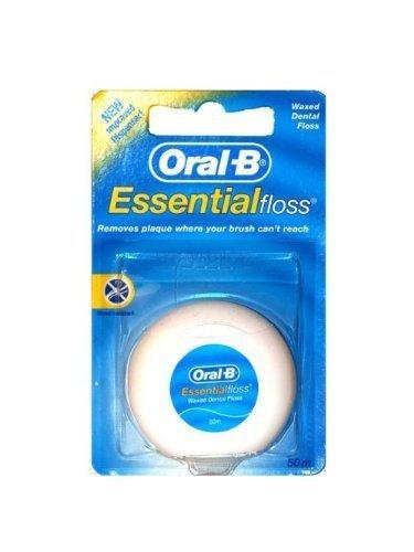 Oral B Essential floss Zahnseide 50m x 12
