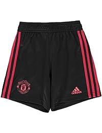 buy popular 59298 41704 adidas Manchester United FC Entrenamiento Pantalones Cortos 14,  otoñoInvierno, Niños
