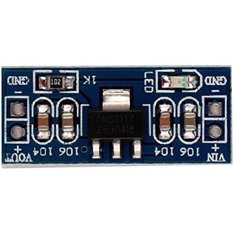 Goliton AC / DC Adapters AMS1117-2.5V DC / DC step-down di tensione del modulo adattatore di alimentazione - Pow Alimentazione