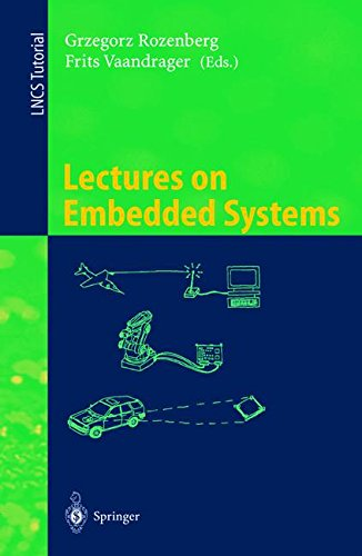 Lectures on Embedded Systems: European Educational Forum School on Embedded Systems, Veldhoven, The Netherlands, November 25-29, 1996 (Lecture Notes in Computer Science)