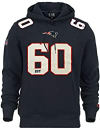 A NEW ERA Era England Patriots Hoody NFL Established Number 6a573ad1e50c