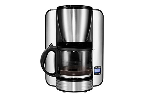 Medion MD 16230 Kaffeemaschine (1080 Watt, 1,5 L Fassungsvermögen, Timer-Funktion, Tropf-Stopp)...