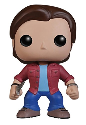 Funko Figurina Supernatural Sam Winchester Pop! Vinyl