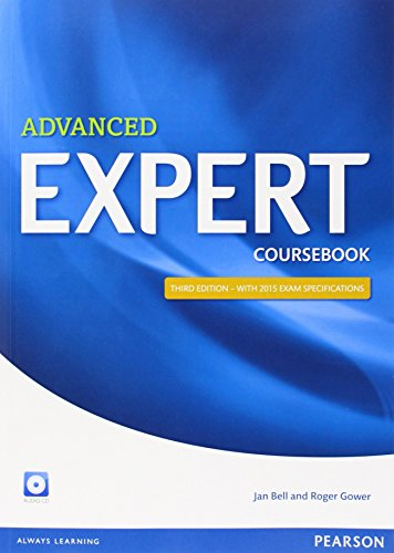 Expert Advanced Coursebook by Jan Bell (6-Feb-2014) Paperback