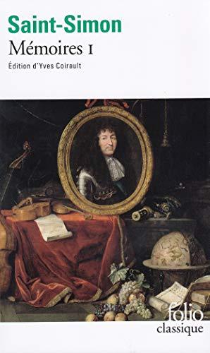 Mémoires (choix) (Tome 1) (Folio Classique) por Saint-Simon