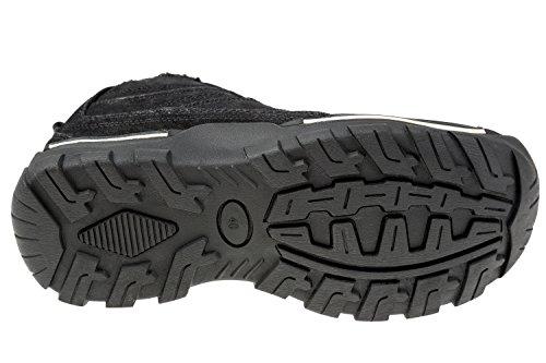 gibra, Chaussures basses pour Homme Schwarz