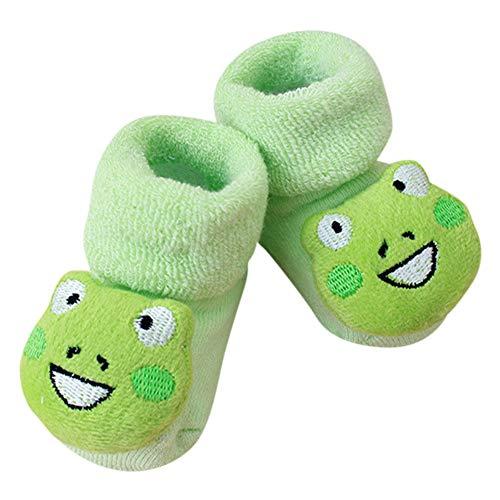 970c8824c9a0c BaZhaHei Cartoon Newborn Kids Non-Slip Socks Baby Girls Boys Anti-Slip Warm  Socks