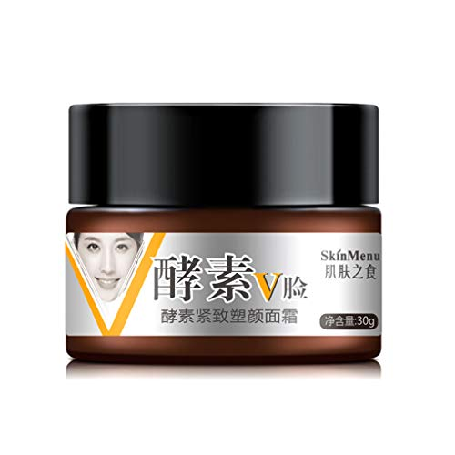 Timlatte Women Little V Gesicht Lifiting Younger Face-Lift Creme Contour Firming Shaping Thin Gesichtscreme -