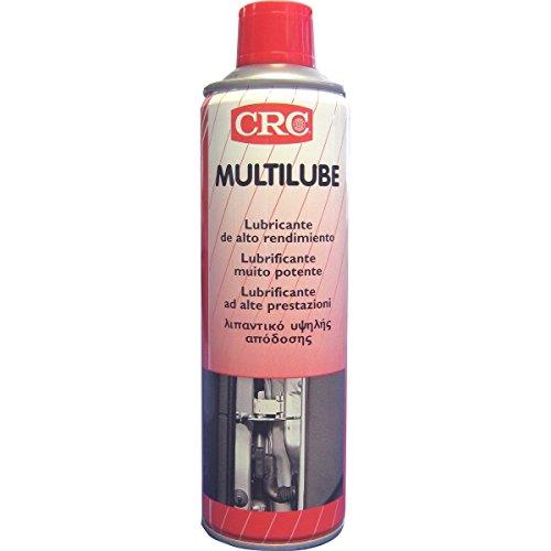 CRC-Spray Gleitmittel transparent Universalzufuhr, für allgemeine Verwendung in der Werkstatt. Bietet eine starke Haftung, tropft nicht und stark das Wasser-MULTILUBE