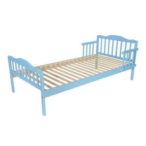 Tots Cots Toddler Bed (Blue): Amazon.co.uk: Baby
