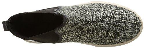 Victoria 125048, Unisex-Erwachsene Chelsea Boots Schwarz (Negro)