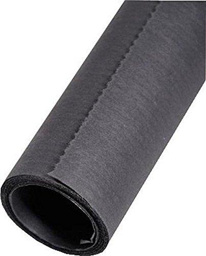 Preisvergleich Produktbild Clairefontaine 3,00x 0.70m Farbige Papier Rolle–Schwarz