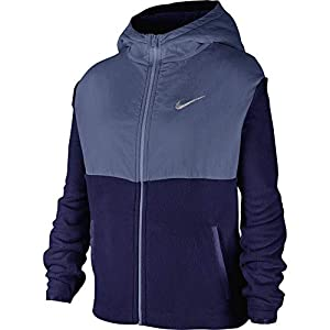 Nike Unisex Kinder Hoodie Therma Full Zip Plush
