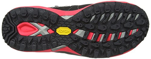 The North Face Ultra Extreme, Chaussures de randonnée femme Gris (Dark Gull Grey/Rocket Red)