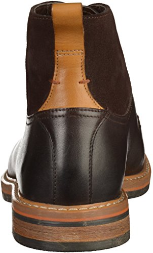 Clarks Pitney Hi 261223027 hommes Bottine Marron
