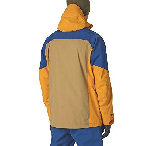Burton aK cyclic snowboard m veste de snow akamo 10002102987 taille l Multicolore - Putty/Adobe/Bro/Hzmt