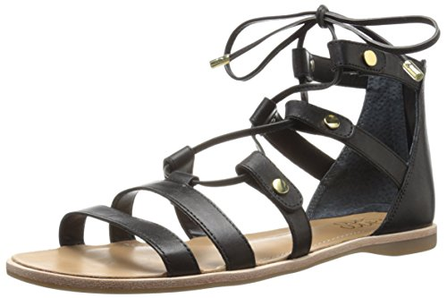 franco-sarto-baxter-femmes-us-8-noir-sandales-gladiateur