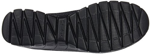 Skechers Ez Flex 3.0-Must-Be-Fate, Scarpe da Ginnastica Basse Donna Nero (blk)