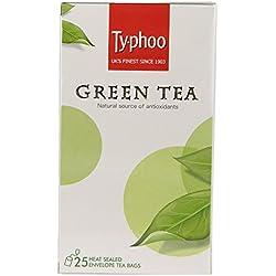 Typhoo Green Tea, 25 Tea Bags