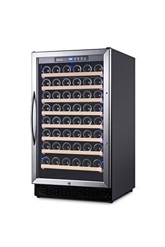 Nevada Cantinetta Vino 83 Bottiglie mono temperatura regolabile 5°-20°