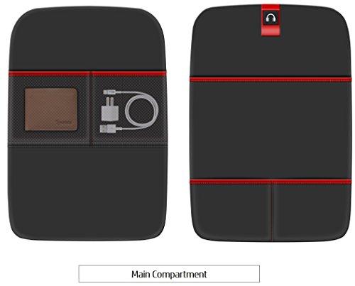 HP Omen Armored 24 Liter Gaming Backpack for 15-inch Laptops (Black) Image 4