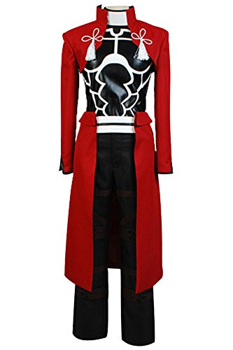 Fuman Fate/stay night Archer Outfit Cosplay Kostüm - Fate Stay Night Archer Cosplay Kostüm