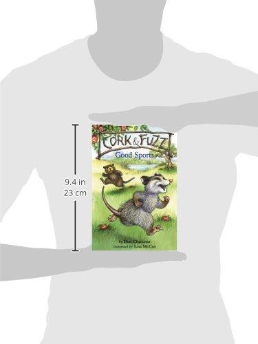 Cork & Fuzz: Good Sports (Easy-To-Read Cork & Fuzz - Level 3)