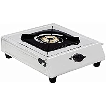 Supercook ISI marked Single Burner SS Gas Stove (Free Shipping)