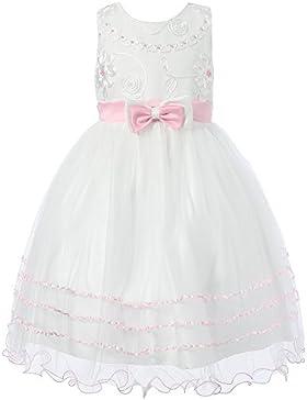 Principessa Dress Richie Casa delle ragazze con strati RH1390 inferiore