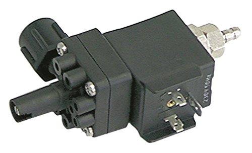 Dosiergerät EKP-M für Klarspüler passend für Bartscher für Spülmaschine 230V auch passend für Mach, EKU Einschaltdauer 25%