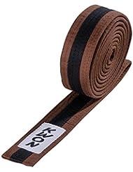 Kwon-Cinturón de Budo Multicolor