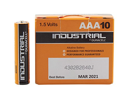 Duracell Industrial AAA | Box of...