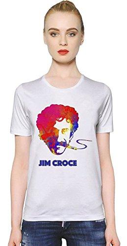 Colourful Jim Croce Frauen-T-Shirt XX-Large -