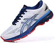 Men's ASICS Gel-Kayano 25 Running Shoes Mens Womens Breathable Sneakers Casual S