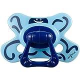 Difrax 802B01 Sucette Naturel Extra Solide Bleu 18+ mois